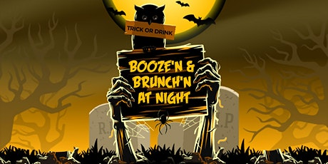 BOOOOOO-ZY NIGHT BRUNCH tickets