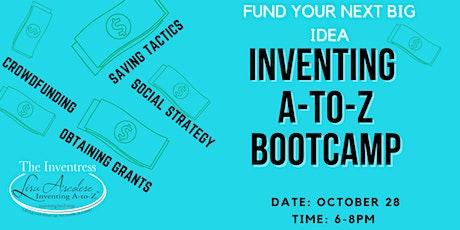 Fund Your Next Big Idea! tickets