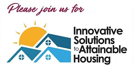Innovative Solutions to Attainable Housing tickets