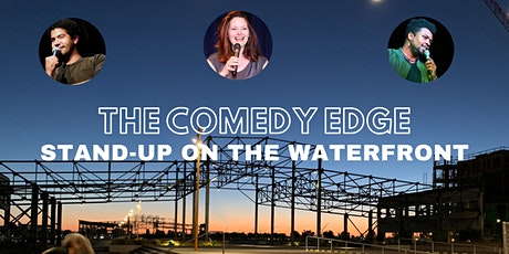 The Comedy Edge: Stand-Up on the Waterfront tickets