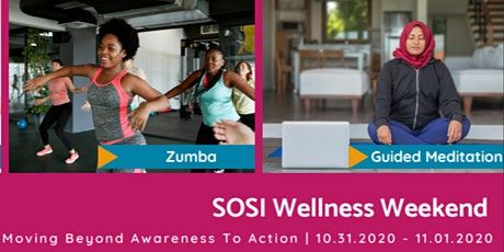 SOSI's First Annual Wellness Weekend 2020 Fundraiser! tickets
