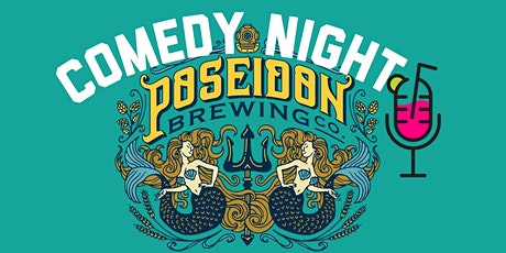 Poseidon Comedy Night tickets