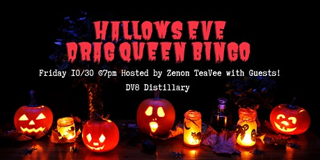 HALLOWS EVE DRAG BINGO and 5th ANNIVERSARY PARTY tickets