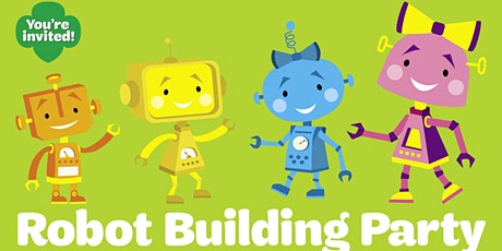 Robot Building Party - Sharon Sheffield Park, Lynn Haven tickets