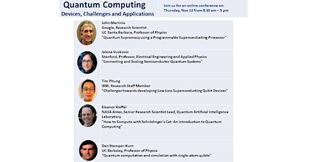 IEEE SFBA Nanotechnology Symposium on Quantum Computing tickets