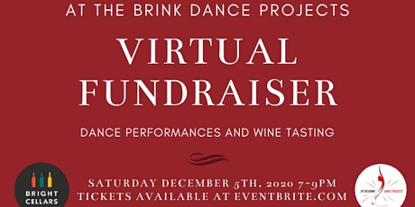 At the Brink Dance Projects 2020 Fundraiser tickets