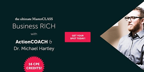 Business RICH – CPA & Accountant CPE Course tickets