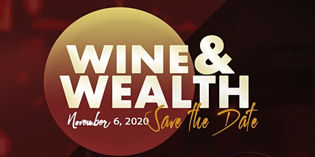 Virtual 1stFridays Presents...Wine & Wealth! billets
