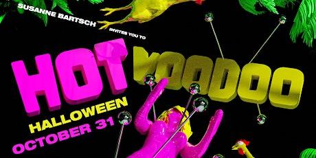 Susanne Bartsch Hot Voodoo Halloween tickets