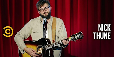 Nick Thune LIVE from the Tonight Show, Comedy Central, Knocked Up tickets