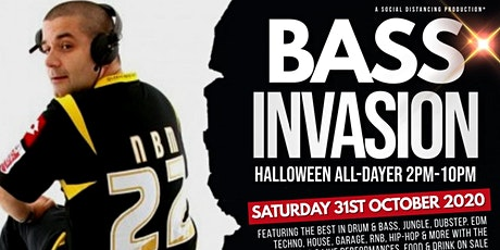 BASS INVASION | BRISTOL | HALLOWEEN ALL-DAYER | NICKY BLACKMARKET & GUESTS tickets