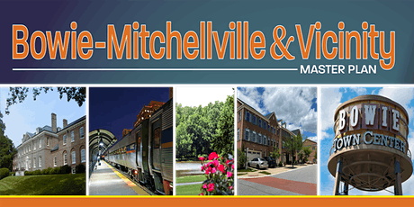 Playbook of Strategies: Bowie-Mitchellville and Vicinity Master Plan tickets
