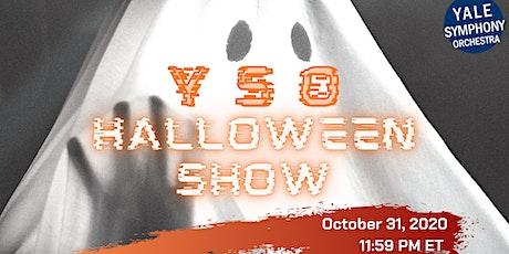 YSO Halloween Show tickets