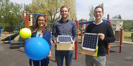 The Sun-In-A-Box: Engaging Edmonton with a portable solar energy project tickets