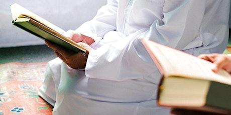 MEN Quran/ Islamic Class (ARABIC SPEAKERS) tickets