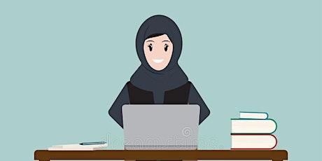 WOMEN Quran Recitation/ Tajweed Classes tickets