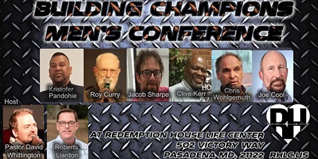 Building Champions Men's Conference tickets