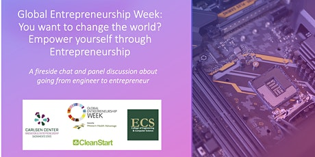 GEW: You want to change the world? Empower yourself with entrepreneurship tickets