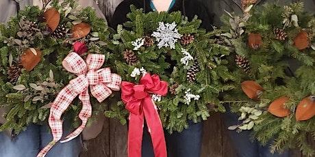 Wreath Decorating Class tickets