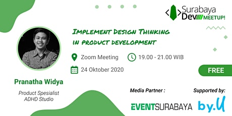Implement Design Thinking in Product Development tickets