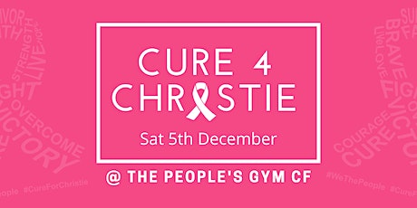 Cure 4 Christie tickets