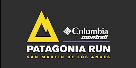 2021 Postulación 100Mi Patagonia Run Columbia Montrail  - ARGENTINA ingressos