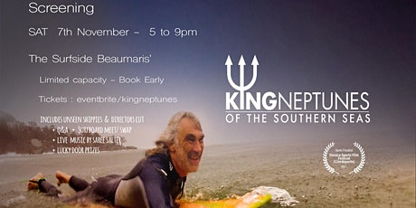 King Neptunes of the Southern Seas -  Beaumaris tickets