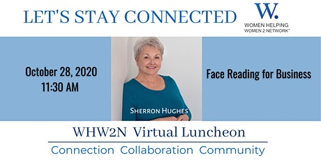 WHW2N - Virtual Luncheon and Networking tickets