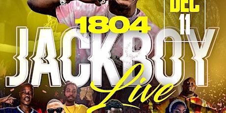 Ape Life Ent presents Jackboy tickets