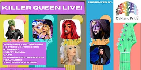 Killer Queen Live! tickets