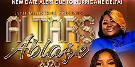 Altars Ablaze 2020 tickets