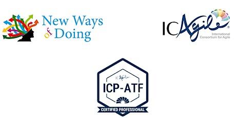 Certified Agile Team Facilitation (ICP-ATF) tickets
