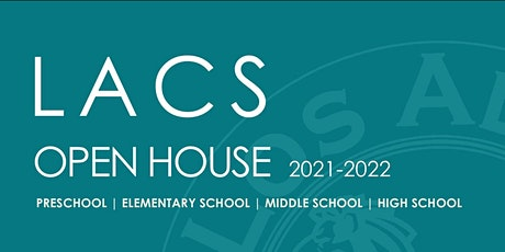 Open House 2021-2022 tickets