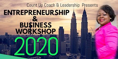 Entrepreneurship & Business Workshop tickets