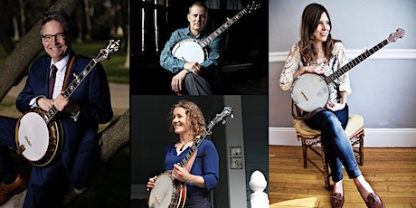 Freight At Home - The 9th Annual California Banjo Extravaganza tickets