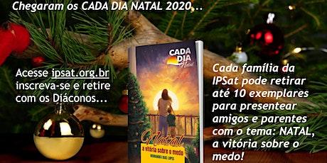 CADA DIA NATAL 2020 ingressos