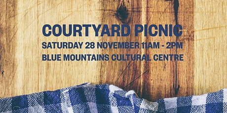 Courtyard Picnic tickets