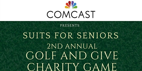 2020 2nd Annual Golf and Give Charity Game: Presented Comcast tickets