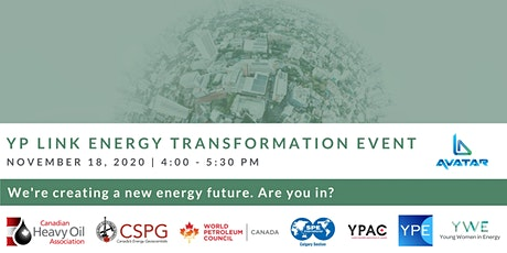 YP Link Energy Transformation tickets
