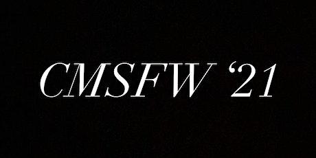 CMSFW '21 tickets