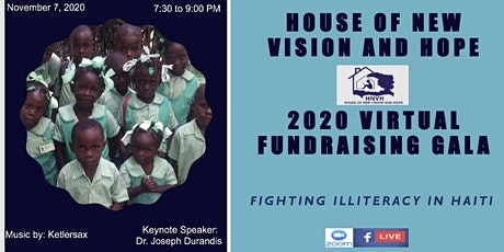 HNVH Virtual Fundraising Gala tickets