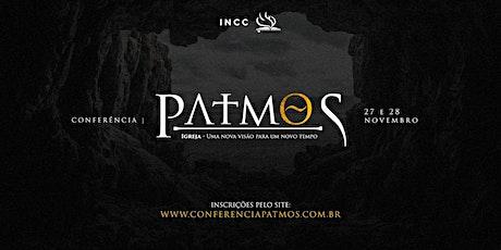 CONFERÊNCIA PATMOS ingressos