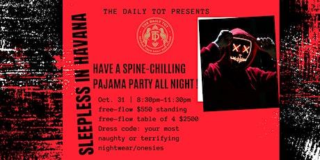 Sleepless in Havana Halloween Party tickets