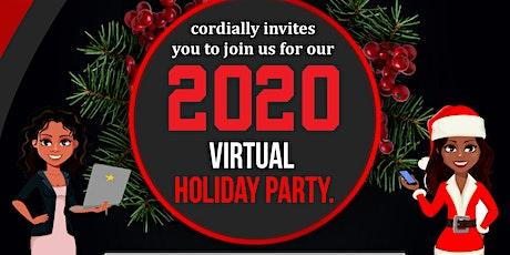 NCBW Metro NY  2020 Virtual Holiday Party tickets