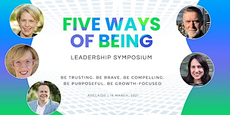 Five Ways of Being Leadership Symposium tickets