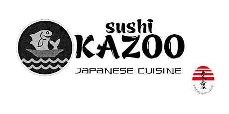 Yu-Ai Kai Kazoo Bento Fundraiser tickets