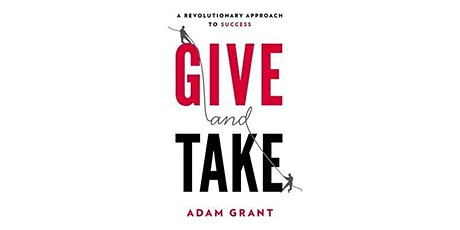 Book Review & Discussion : Give and Take tickets