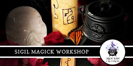 SIGIL MAGICK WORKSHOP tickets