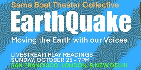 Earthquake: Moving the Earth with our Voices tickets