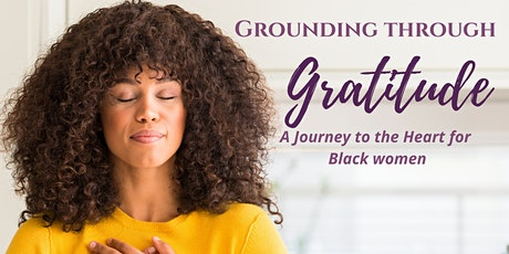 Grounding through Gratitude tickets